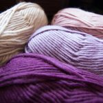 buttercream luxe craft roving wool yarn