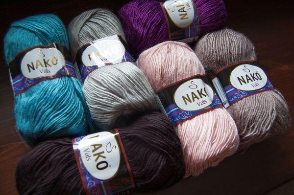 nako vals lightweight acrylic roving yarn