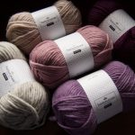Joann store's Buttercream Luxe Craft Roving yarn in multiple colorways