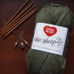 wool yarn red heart yarn chic sheep velvet