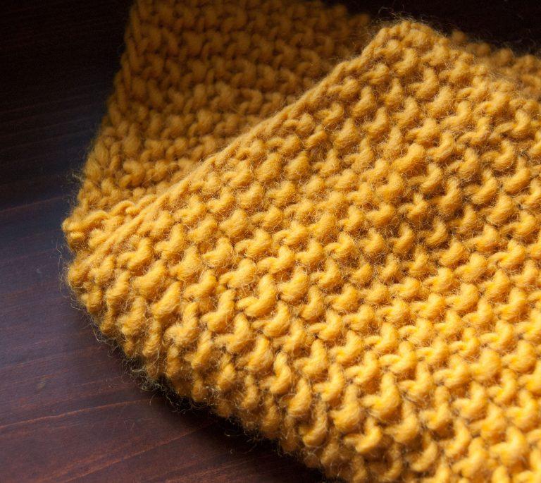 wool yarn Buttercream Luxecraft Roving in mustard yellow