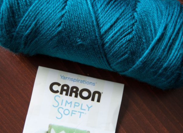 shiny caron simply soft acrylicyarn