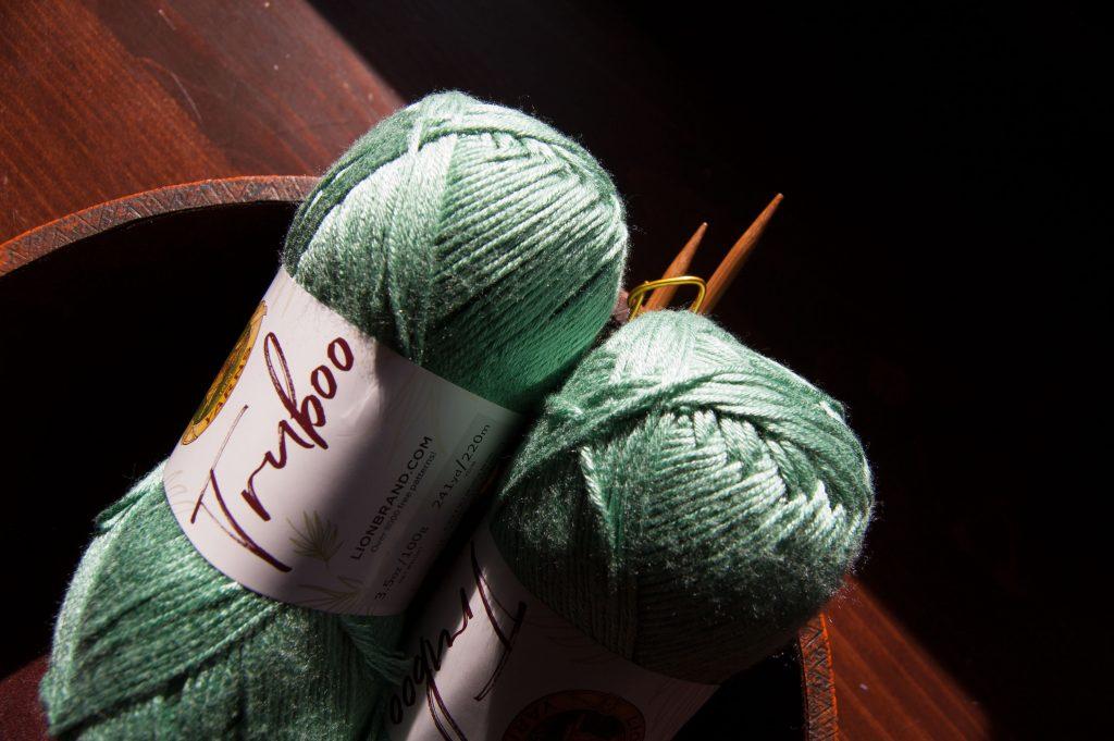 Truboo bamboo yarn lion brand modal viscose