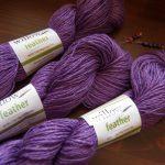cheap linen yarn Willow yarns feather
