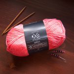 kc smooth yarn knit and crochet joann