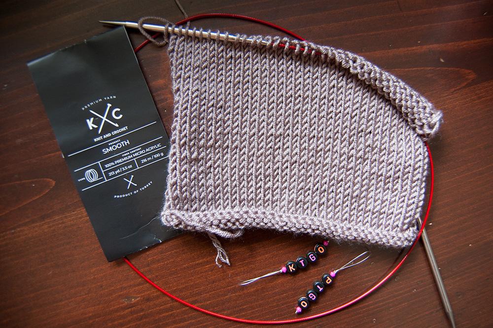 Knit & Crochet K+C Smooth Acrylic Yarn