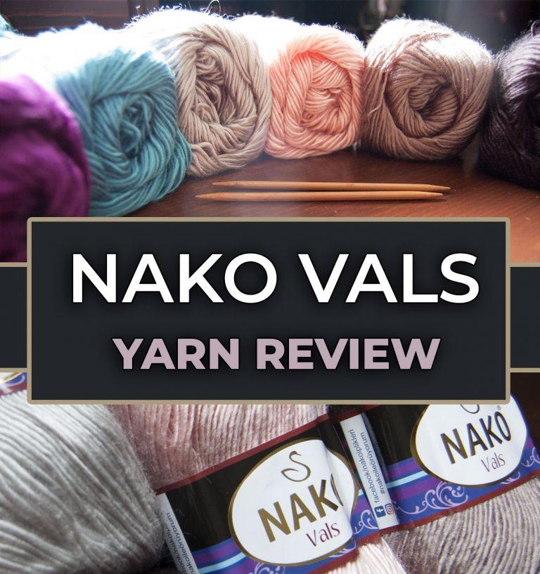 nako vals review acrylic roving yarn