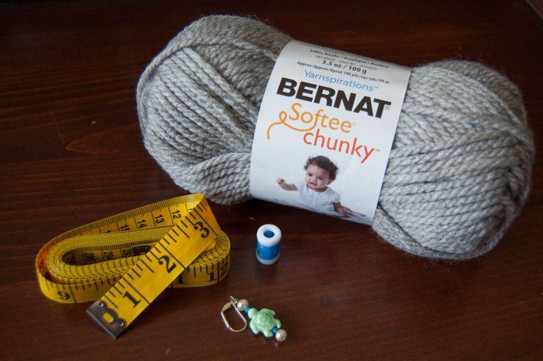 acrylic yarn softee chunky bernat