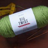 big twist value acrylic yarn
