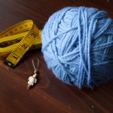 caron one pound acrylic yarn