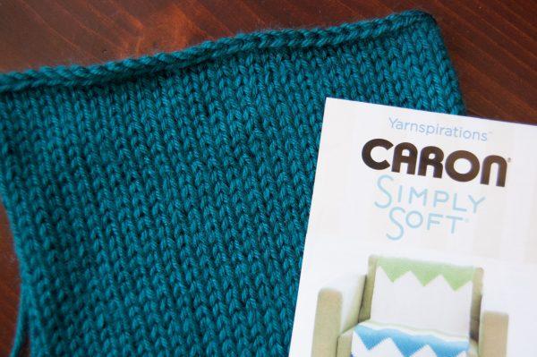 knitting caron simply soft acrylic yarn