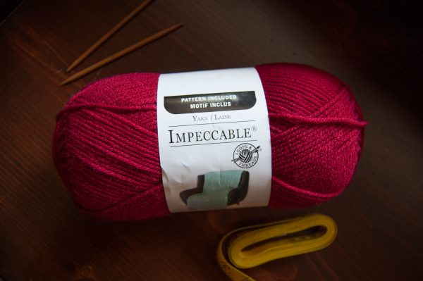 single skein of loops & threads impeccable yarn