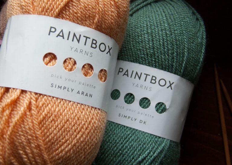 paintbox yarns simply aran acrylic yarn