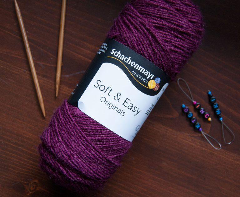 Schachenmayr acrylic yarn soft & easy