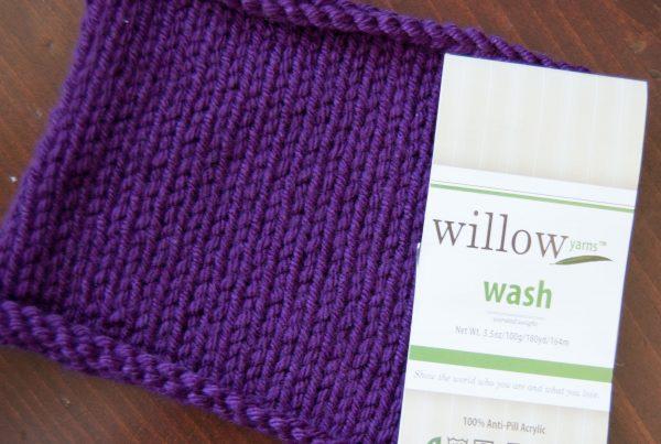 Willow Yarns Wash Acrylic Yarn for knitting
