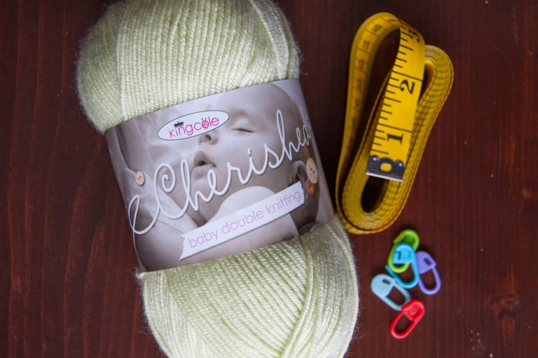 King Cole Cherished Double Knitting acrylic yarn