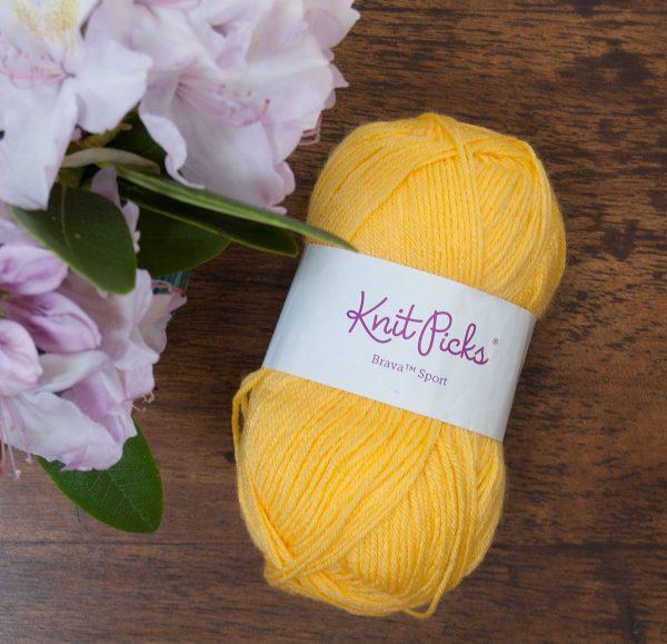 knit picks brava yarn sport weight