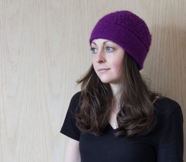 Nonna Rosalie's Toque Free Knitting Pattern