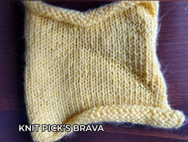 knitting yarn Knit Picks Brava Yarn
