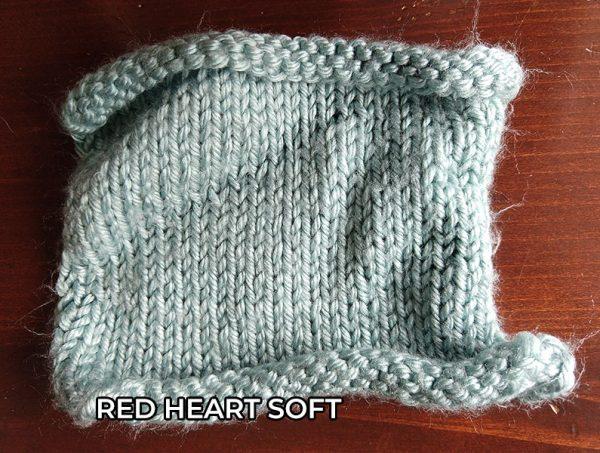 knitting yarn Red Heart Soft Yarn