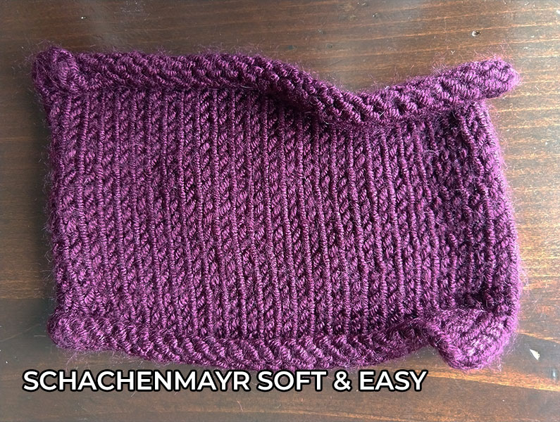 knitting yarn Schachenmayr Soft and Easy Yarn