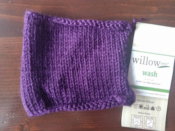 Willow Yarns Wash Worsted