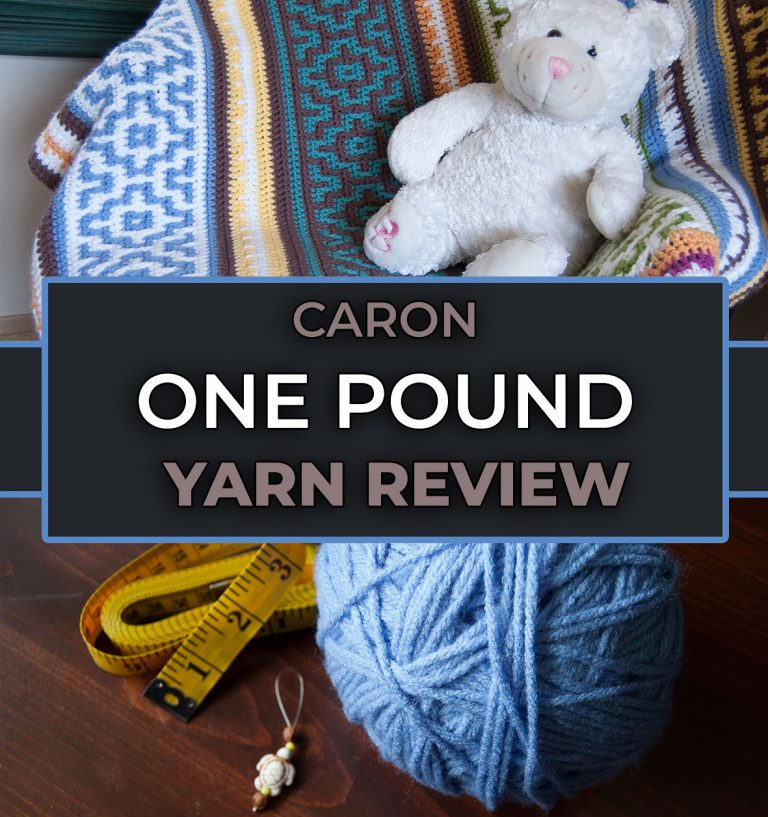 caron one pound yarn value budget review