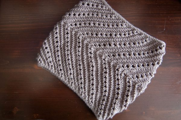 cowl knitting pattern k&c smooth yarn