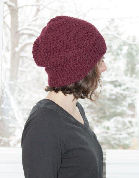 Hinagiku Hat in Schachenmayr Soft & Easy