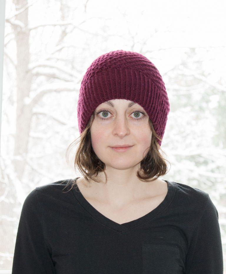 hinagiku hat knitting pattern