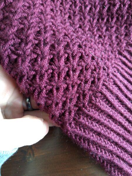 Schachenmayr Soft & Easy Daisy Stitch Hat
