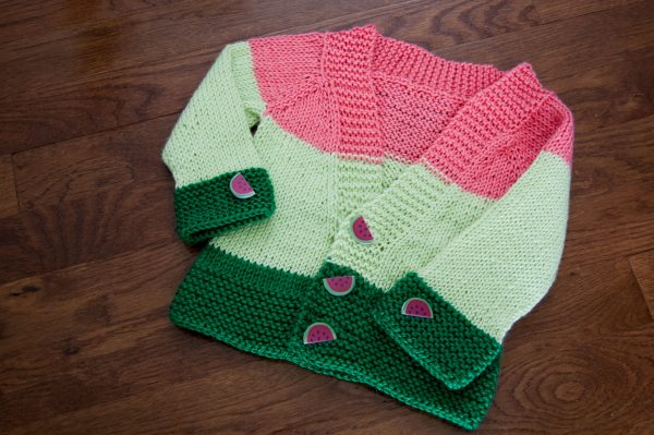 harvest baby cardigan tin can knits
