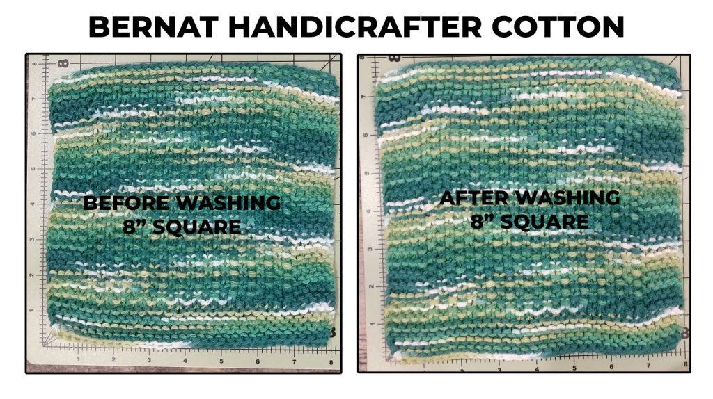 Bernat Handicrafter Dishcloth