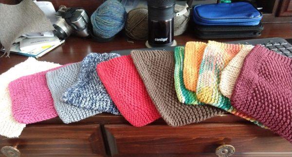 soft cotton yarn for dishcloths
