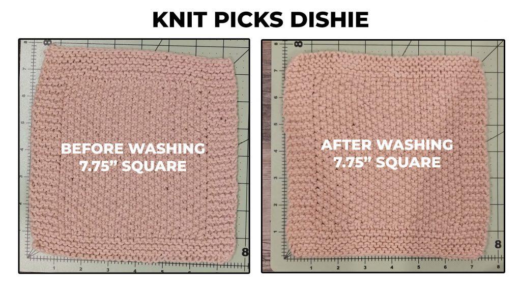 Knit Picks Dishie Cotton Dishcloth