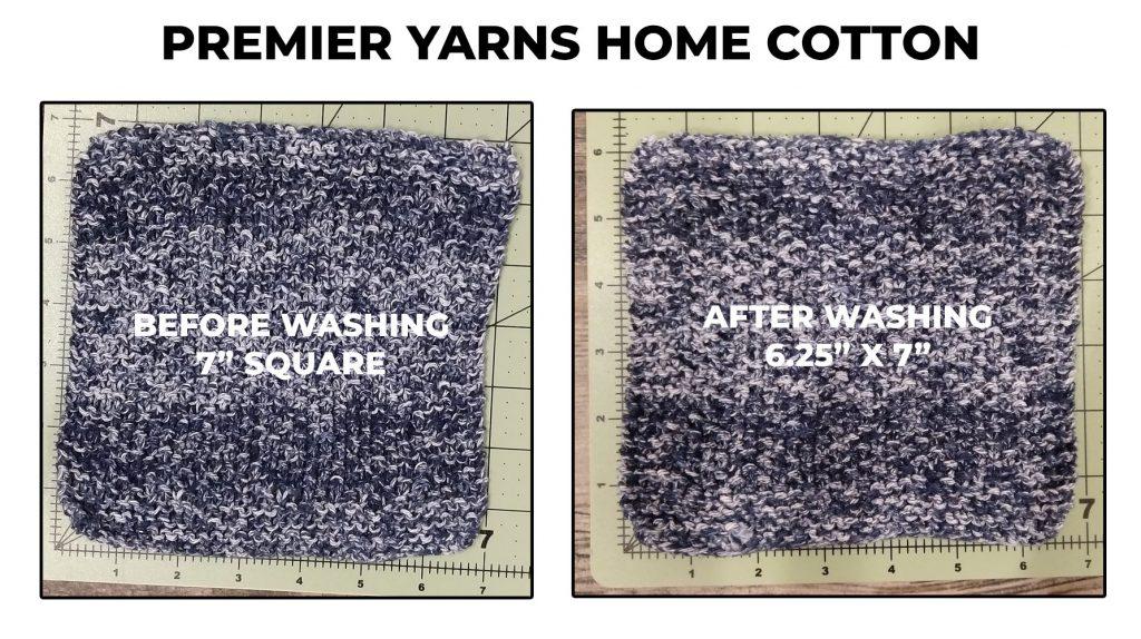 Premier Home Cotton dishcloth